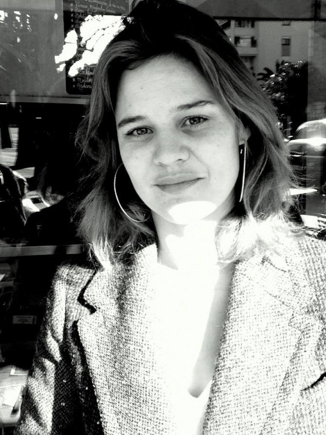 Marie Denarnaud Nude Photos 53