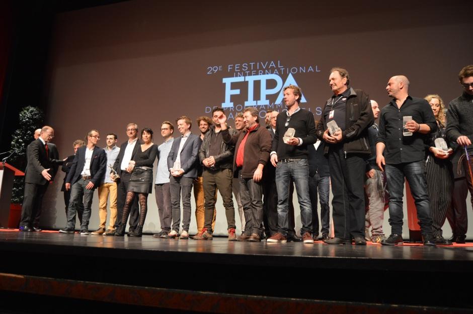 Lauréats du Fipa 2016